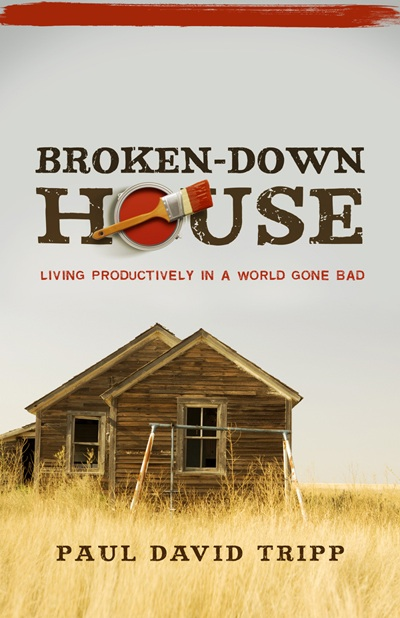 broken down house